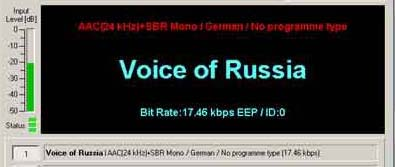 VoR, Voice of Russia